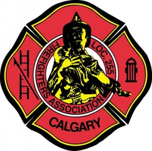 Calgary-Firefighter-Association Logo