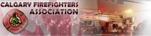 Calgary-Firefighters-Association Banner #IAFF255